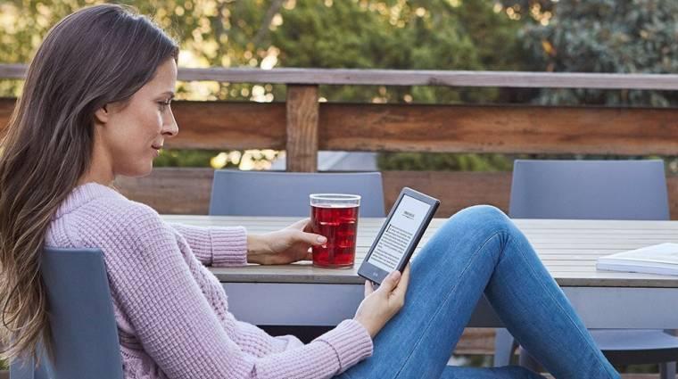 Frissült az Amazon könyvolvasója kép