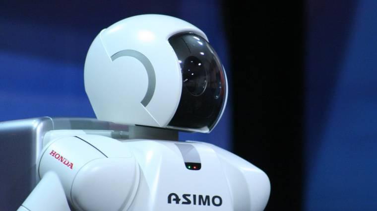 TAJ-kártyát adhat a robotoknak az EU? kép