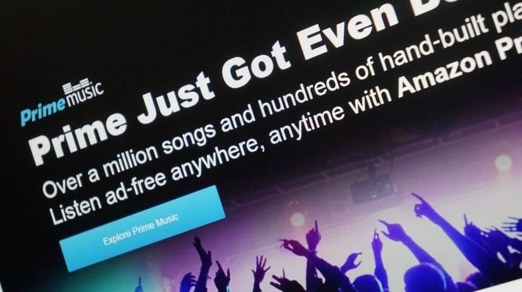 Nyár végén beindulhat az Amazon Spotify riválisa kép