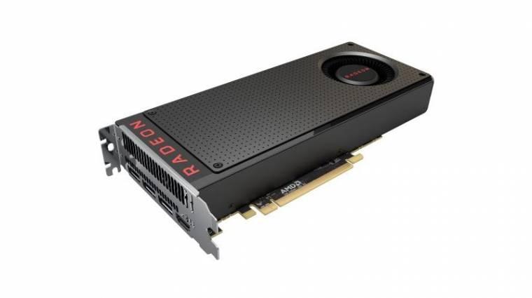 Elérhetőek az első AMD Radeon RX 480 tesztek kép