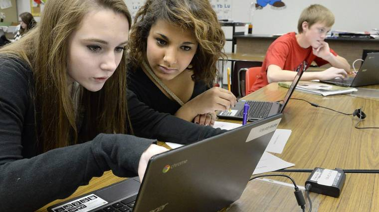 Chromebookokat vesz Tim Cook régi iskolája kép