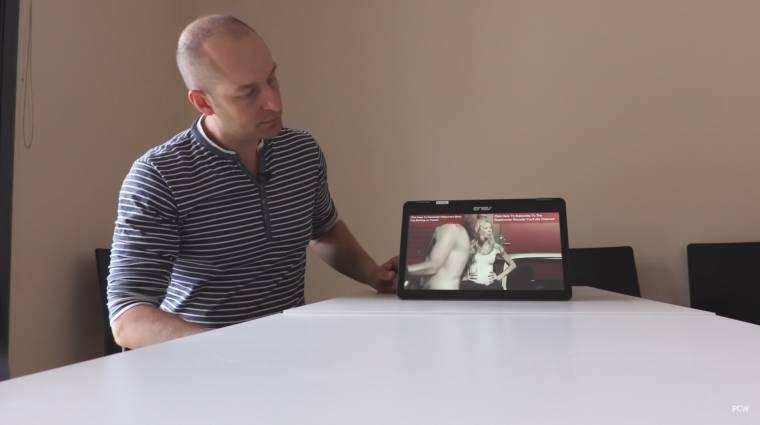 Videó: bemutatjuk az Asus ZenBook Flip hibridet kép