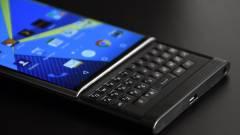 Gyenge lábakon a BlackBerry kép