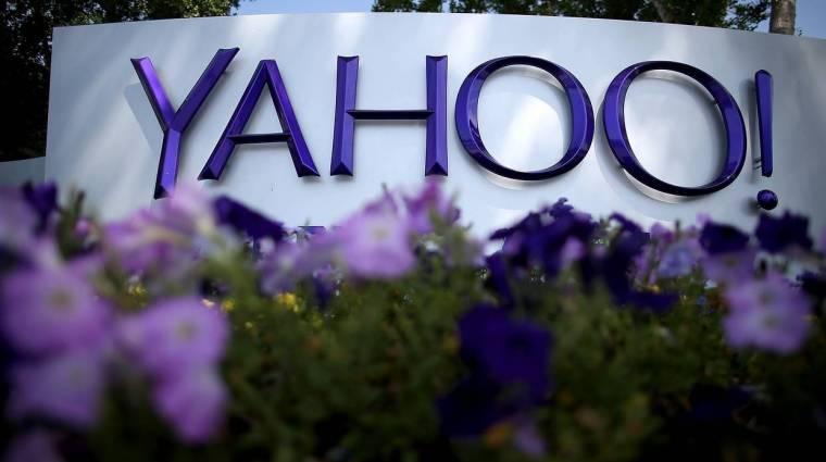 Hamarosan meglesz a Yahoo vevője kép