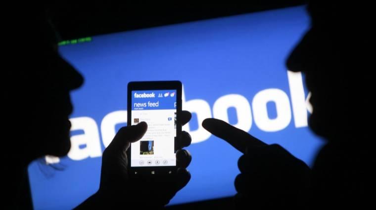 Tagadja a Facebook, hogy lehallgat a telefonoddal kép
