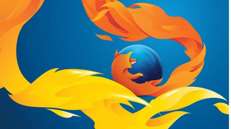 Nyakunkon a többszálúsított Firefox kiadása kép