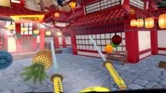 Egyedülálló virtuális élményt ígér a Fruit Ninja VR kép