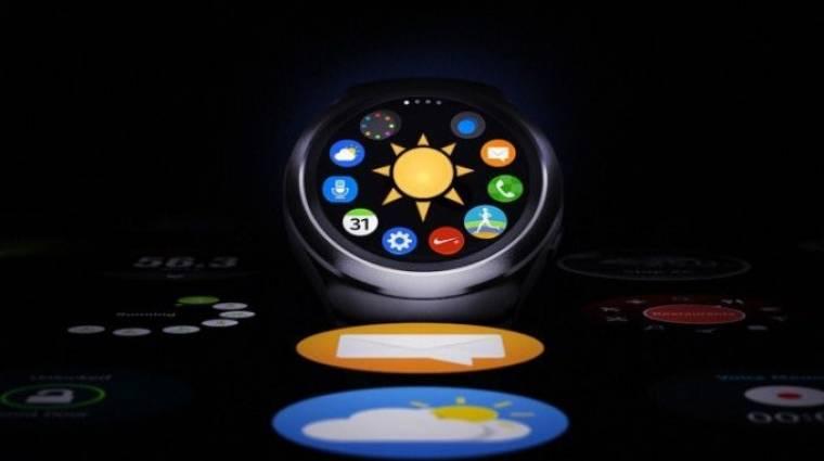 Közeledik a Samsung Gear S3 kép