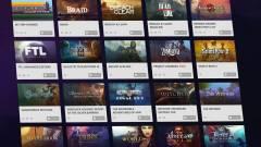 A Steamből a GOG-ba importálhatóak egyes játékok kép