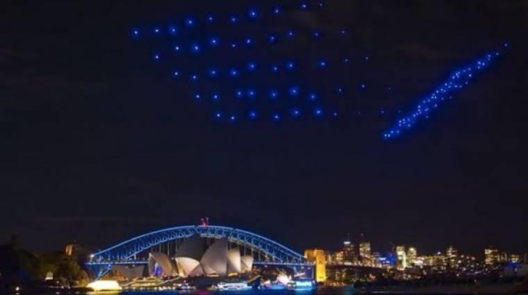 Drónok tánca kép