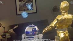 Star Wars a kiterjesztett valóságban kép