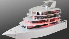 Már jacht formájú házad is lehet kép