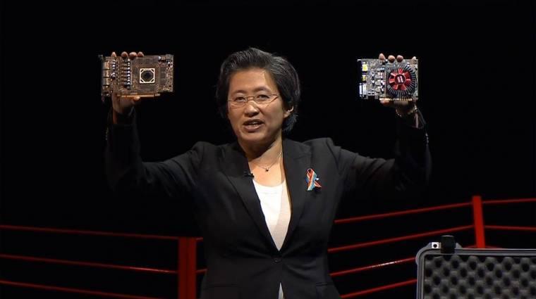 Bemutatkozott a Radeon RX 470 és RX 460 kép