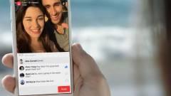 Fizet az élő streamekért a Facebook kép