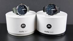 Nem frissül az eredeti Moto 360 kép