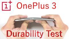 Jól bírja a kínzást a OnePlus 3 kép