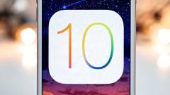 Döbbenetes dolog történt az iOS 10-zel kép