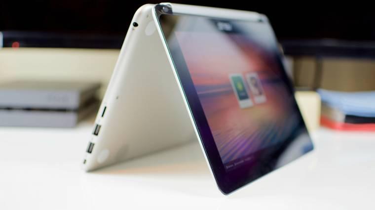 Skylake processzoros Chromebook közelít kép