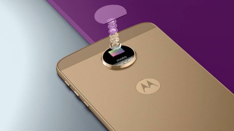 Új értelmet nyer a mobilfotózás a Hasselblad Moto Moddal kép