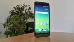 LG G5 teszt - Merész, de kiforratlan kép