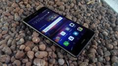 Huawei P9 lite teszt - ikerhatás kép