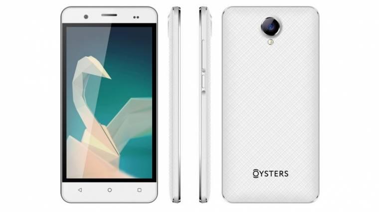 Sailfish OS fut az Oysters SF okostelefonon kép