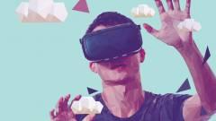 Virtuális valóság a PC Worldben kép