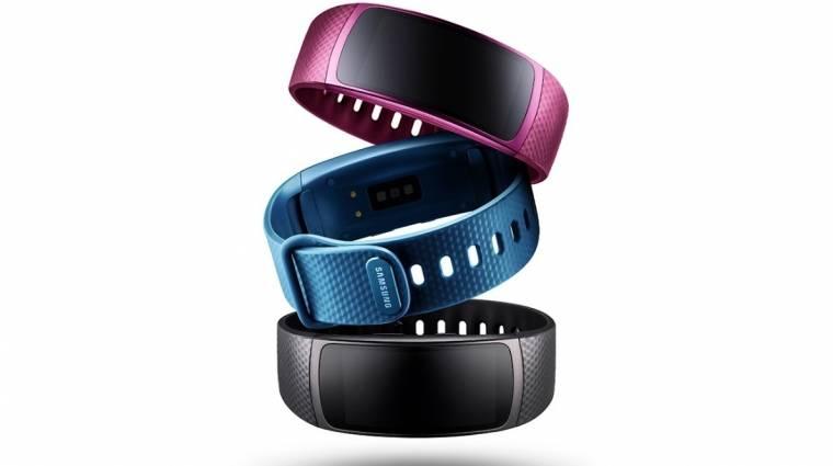 Olcsóbb lett az új Samsung Gear Fit 2 kép