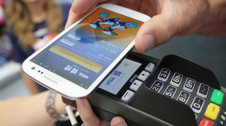 Betette a lábát Európába a Samsung Pay kép