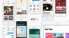 Ilyeneket tud az iOS 10 kép