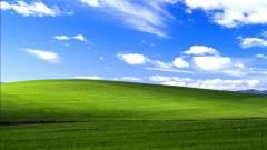 20 éve készült a Windows XP ikonikus háttérképe kép