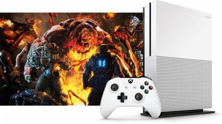 Kiszivárgott a kisebb és gyorsabb Xbox One S kép