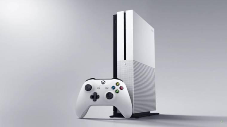 Hivatalos az Xbox One S kép