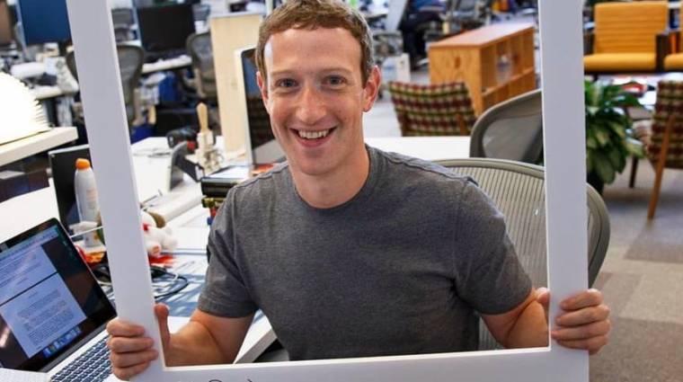 Zuckerberg ragasztószalaggal megy a hackerek ellen kép