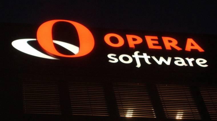 [Frissítve] Félresiklott az Opera Software eladása kép