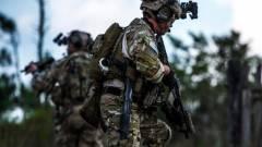 Az amerikai hadsereg iPhone-ra vált kép