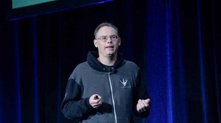 Tim Sweeney a Microsofttól félti a Steamet kép