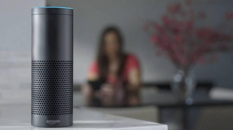 Már hangvezérléssel is rendelhetünk az Amazonról kép