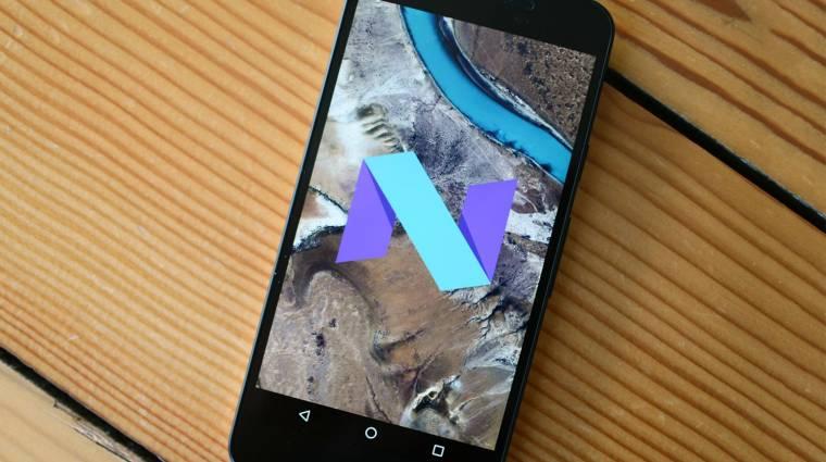 Augusztusban jön a végleges Android Nougat kép