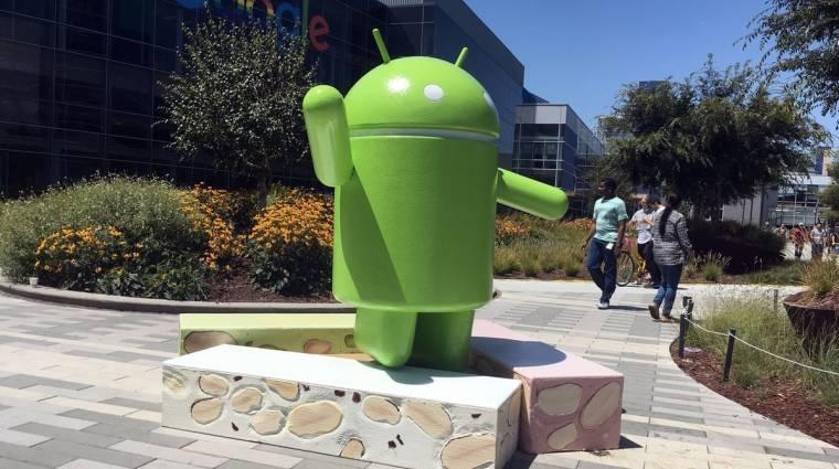 Hivatalos: nyáron érkezik az Android 7.0 Nougat kép