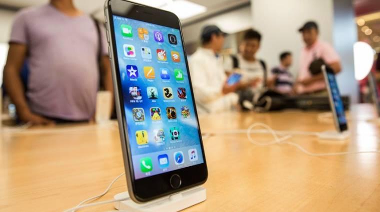 Kellemes meglepetést okozott az Apple kép