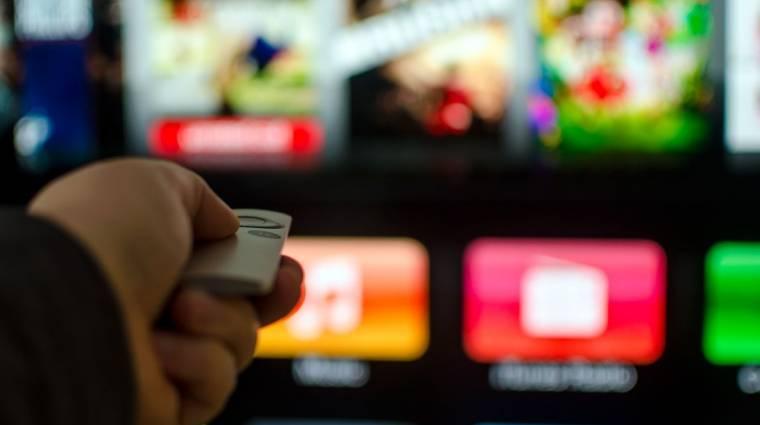 Az arrogáns Apple lemaradt a streamingről kép