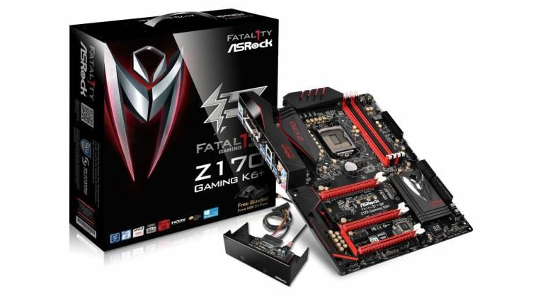 Intel Z170 – második nekifutás kép
