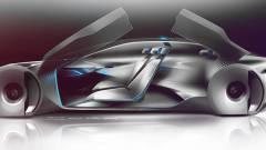 Közösen épít robotautót a BMW és az Intel kép