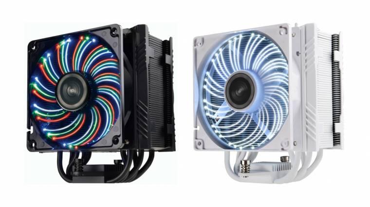 Bármilyen CPU-t hűvösen tart az Enermax léghűtője kép