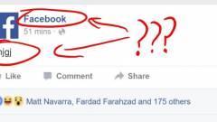 Valaki berúgott a Facebooknál kép