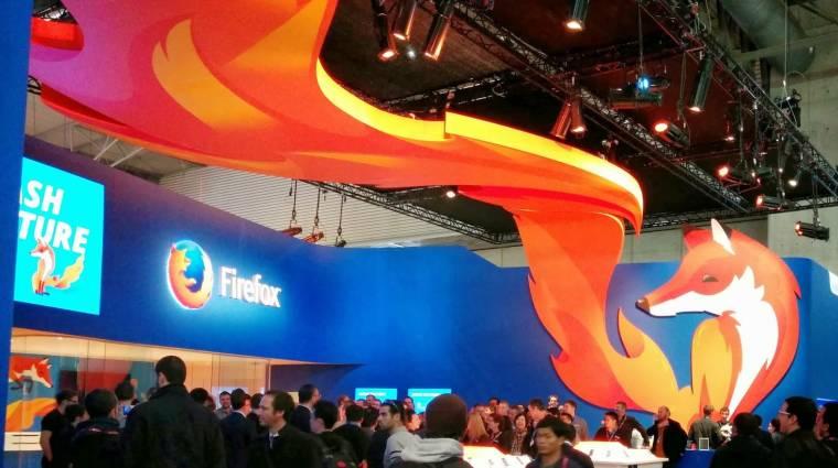 Megszabadul a Flash-től a Firefox kép