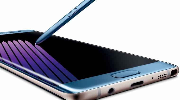 12 megapixeles lesz a Galaxy Note 7 kamerája kép