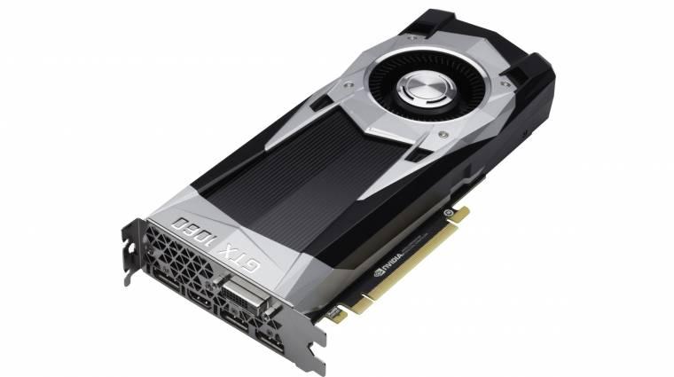 Ennyibe kerül hazánkban a GeForce GTX 1060 kép