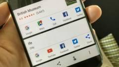 Már a kijelzőt is lefordítja a Google Now on Tap kép